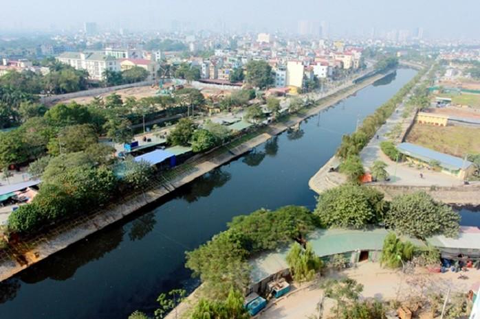 Ô nhiễm các con sông nội đô và các giải pháp giảm thiểu ô nhiễm cải thiện môi trường
